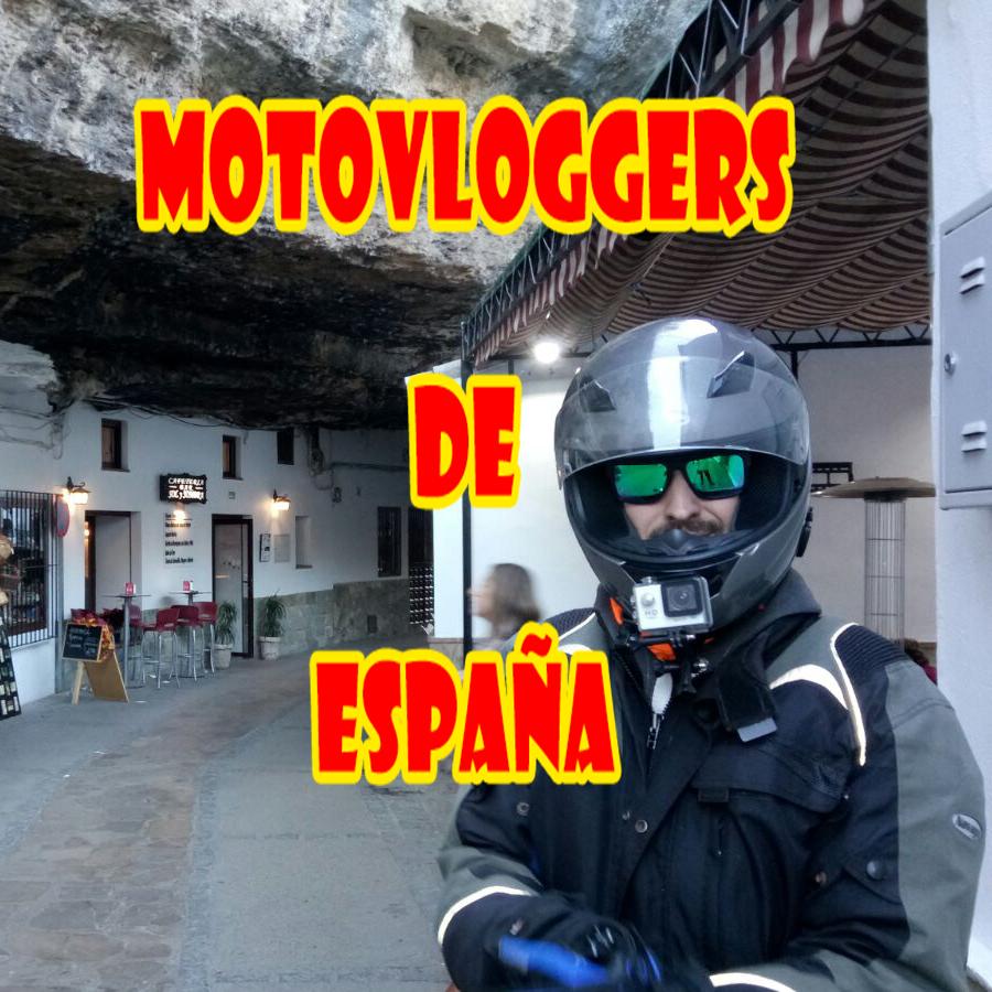 Motovloggers de España