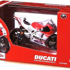 Miniaturas moto GP