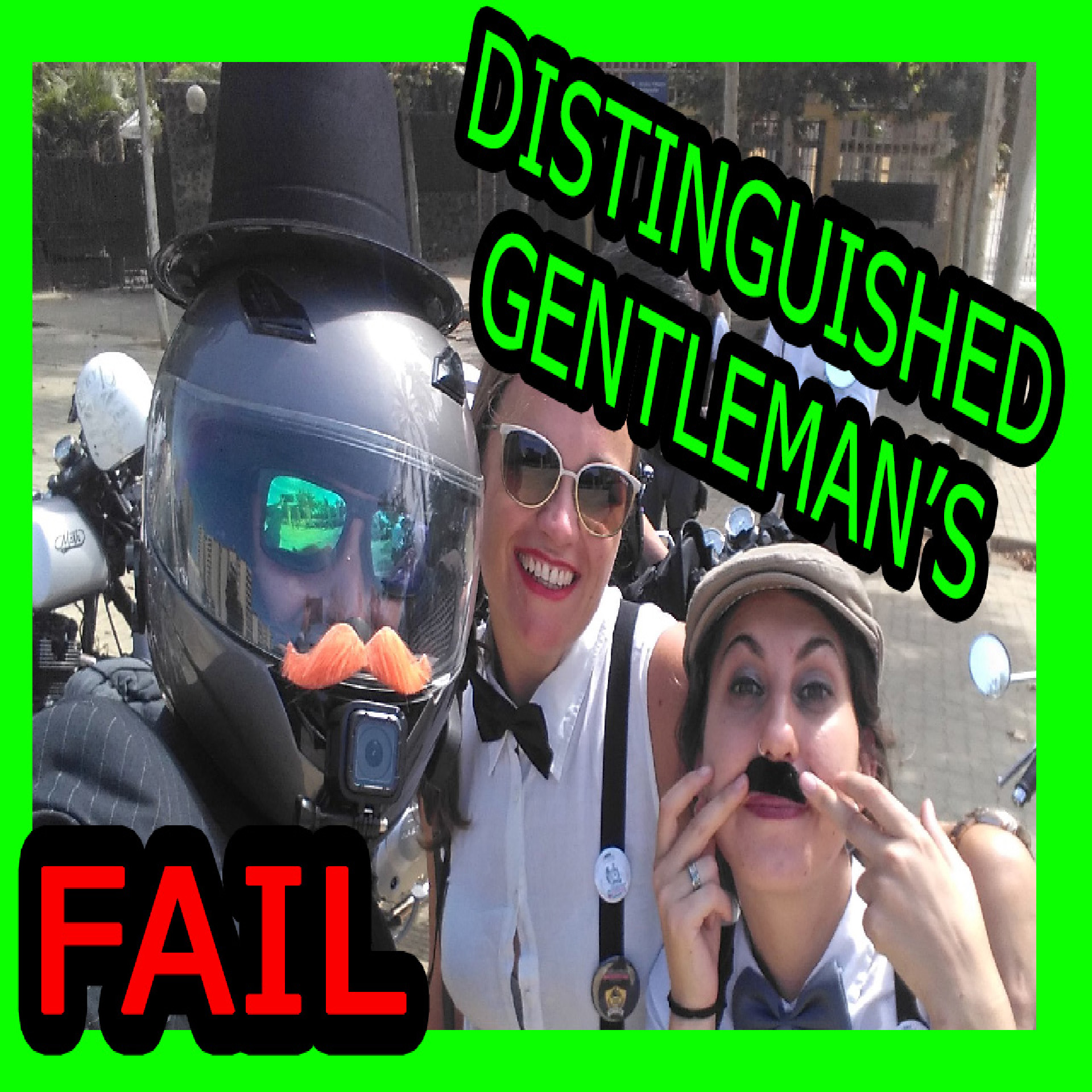 Distinguished Gentleman's Ride Jerez 2018
